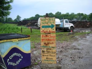 intervale compost operation