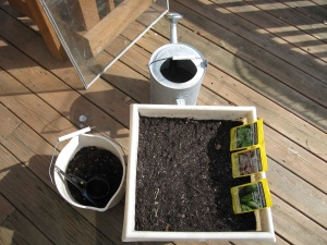 cold frame fixings